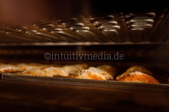 Ofen - Bäckerei - Closeup
