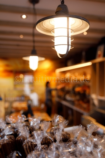 Laden - Bäckerei - Closeup