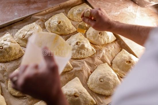 Bäckerei - Closeup