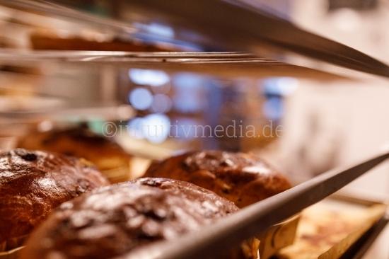 Brot - Bäckerei - Closeup