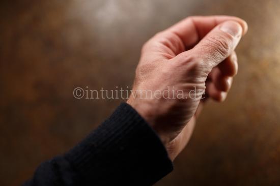 Sprechende Hände